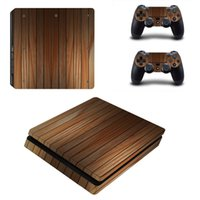 Wholesale playstation slim consoles for sale - Group buy Algeria Flag TR Logo PS4 Slim Skin Sticker For Sony PlayStation Console and Controllers Decal PS4 Slim Sticker Vinyl