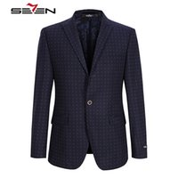 корейские цветочные куртки оптовых-   High Quality Casual Men Floral Suit Jacket Blazer Slim Fit Korean Style 2019 New Arrival 109C18010