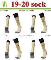 usa fußball socken groihandel-US-Fußball-Socken stock EU USA Profi Elite Basketball Socken Lange athletischer Sport-Socken Herren-Mode Gehen Laufen Tennis Sport-Socken