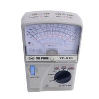 Wholesale insulation tester meter resale online - YF Pointer Type High Resistance Meter Insulation Tester High Sensitivity and Fast Display Speed