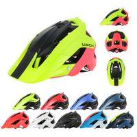 capacetes de bicicleta de marca venda por atacado-marca LIXADA brilhante fosco Capacete Ultraleve Capacete de Ciclismo Estrada MTB mountain bike leve bicicleta 13 respiradouros EPS