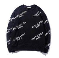 erkek pamuklu moda modası toptan satış-Son yüksek kalite erkek kadın giyim Kazak Seiko nakış Pamuk Spor Jersey Moda kazak Zarif ceket ücretsiz