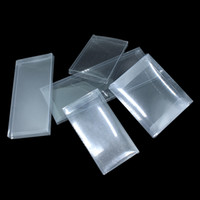 Wholesale clear small plastic packaging for sale - Group buy 30Pcs Transparent Plastic Box for Favor Party Small Gift Packaging Pen Display Clear PVC Boxes Business Card Box Supplies
