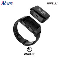 Wholesale UWELL Amulet Pod System Kit W Built in mah with ml Cartridge ohm Watch style Draw activated Vape Device for Nic salt Regular Oil
