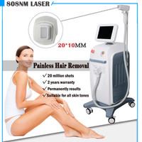 sistemas de cabelo venda por atacado-Luz pura diodo laser 808nm sistema de depilação diodo de laser Soprano máquina de remoção de cabelo do laser de diodo 808