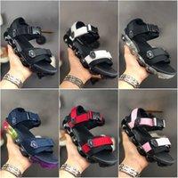 ingrosso scarpe all'aperto-Mens 2019 Sandali sportivi Scarpe Designers cuscino Suola antiscivolo Classico asciugatura rapida Pantofole da giardino Soft Water Trainer Scarpe 36-45