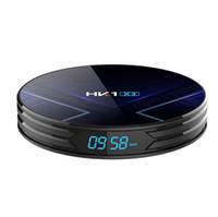 Wholesale android dual lan resale online - HK1 X3 Android TV BOX GB GB GB GB Amlogic S905X3 G Dual Wifi BT M LAN HD K Media Player