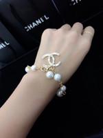 ingrosso braccialetto di fascino su ordinazione-Braccialetto di fascino di vendita calda Braccialetti d'argento di Pandora per le donne Braccialetto di corona reale Branelli di cristallo viola Gioielli fai da te con logo personalizzato