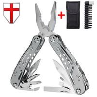набор армейских ножей оптовых-EDC Multitool с плоскогубцами для мини-инструментов Швейцарский армейский нож и набор инструментов для наружного туристического снаряжения