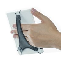 finger leser großhandel-WANPOOL Universal Security Anti-Rutsch-Handschlaufe Halter Finger-Griff für Kindle E-Reader 6