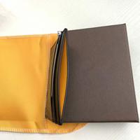 paquete de cuero para hombres al por mayor-Carpeta de los hombres de negocios titular de la tarjeta Mank titular de la tarjeta de cuero de vaca recogida titular de la tarjeta de bus paquete de cuero delgado de múltiples tarjetas de bits Bolsas Paquete