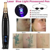 Wholesale used tattoo removal lasers for sale - Group buy 2019 New Upgraded Picosecond Pen II Blue Laser Tattoo Removal Pen Scar Spot Pigment Therapy Home Salon Spa Use