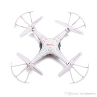Wholesale syma quad copter resale online - Free DHL SYMA X5C G CH Axis Aerial RC Helicopter Quadcopter Toys Gyro MP Camera Remote Control UFO Quad Copter
