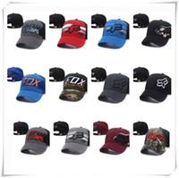863399f4453 Wholesale fox hats online - New fashion brand Hats Snapback fox Caps Men  Hip Hop Women