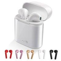 farben mobil großhandel-Drahtlose Kopfhörer Farbe Tragbare Wiederaufladbare Headset Gh Und Leise Sounds Kopfhörer Für Mode Handy Zubehör Uu