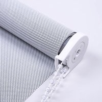 Wholesale upper roller for sale - Group buy waterproof fire retardant sunscreen roller blinds curtain for office and home decoration made to size blinds