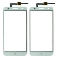 zte touch glas großhandel-Für ZTE Blade V7 Touchscreen Digitizer Frontglas Sensor Ersatz