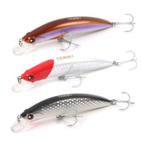 Wholesale baits for fish for sale - Group buy NOEBY mm g Minnow Bait Artificial France VMC Hooks Sinking0 m Hard Lures For Fishing Leurre Peche T191017
