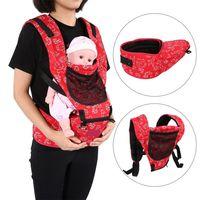 Wholesale baby hip sling carrier for sale - Group buy Ergonomic Adjustable Baby Carrier Hip Seat Adjustable Breatheable Infant Newborn Front Carrier Wrap Sling BackpackToddler Holder T190916