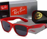 ingrosso occhiali da sole freschi occhi-New Classic Occhiali da sole Cat eye Uomo 50mm Occhiali da sole Brand Designer Retro Cool per Donna Occhiali da protezione con mascherine