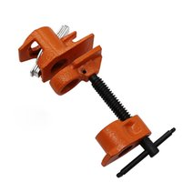 Wholesale pipe clamps for sale - Group buy Freeshipping Inch Heavy Duty Pipe Clamp Woodworking Wood Gluing Pipe Clamp Pipe Clamp Fixture Carpenter Woodworking Tools Orange