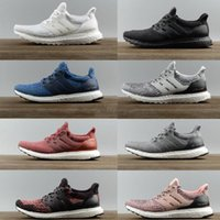 283718270d34f High Quality Ultraboost 3.0 4.0 Uncaged Running Shoes Men Women Ultra Boost  3.0 III Primeknit Runs White Black Athletic Shoes Size 36-47