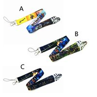 Wholesale toys for kids for sale - New Game Fortnite phone Lanyard For keychain Holder Hang Rope Lariat Lanyard key holder action figure toys B