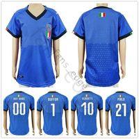 2f14d71f3de Wholesale italy blue soccer jerseys resale online - Kids Italy Soccer  Jerseys BUFFON INSIGNE ZAZA PIRLO