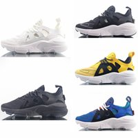 Wholesale white shoes new style boys resale online - New style man sports shoes baksketball running athletic shoes lightwear comfortabale white black popular design sneakers