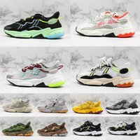ingrosso scarpe sportive di marca di qualità superiore-2019 Originali Ozweego Adiprenes Scarpe da corsa Designer Brand New Fashion Hot Ins Sneaker sportiva Clunky di alta qualità
