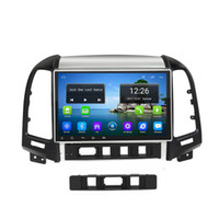 Wholesale car gps 2gb bluetooth mp3 resale online - Android G LTE HD P car MP3 MP4 Music core GB DDR3 mp3 mp4 music player excellent bluetooth for Hyundai santa fe inch