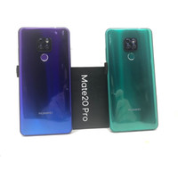 Wholesale android player tv for sale - Cheap Mate20 Pro Smartphone MTK6580P Quad Core GB Ram G Rom Mobile Phone mAh Capacity Battery Cell Phone