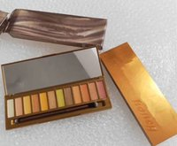 sombra de olho famoso venda por atacado-Famoso mel Eyeshadow Paleta 12 cores Sombra paleta 2019 paleta de mel de alta qualidade