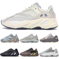 Wholesale solid cream resale online - Analog Geode Wave Runner Shoes Vanta Tephra Mens Womens s V2 Static Sports Sneakers Mauve Solid Grey Luxury Designer Shoes