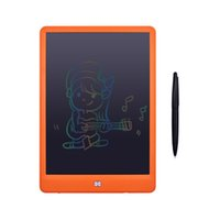 Wholesale kids 10 inch tablet resale online - 10 inch Writing Tablet LCD Drawing Board Color High Light Blackboard Paperless Notepad Memo Handwriting Pads With Upgraded Pen Gift for Kids