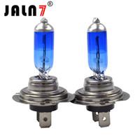 qualität h4 glühbirnen großhandel-H7 Deutschland Original OSRAM Qualität H1 H3 H4 H11 9005 9006 H8 H9 H10 COOL BLUE 5000K Autolampen Scheinwerfer 2er Pack