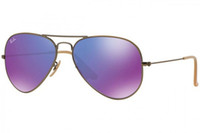 kadınlar için gözlük camları toptan satış-3030 Sıcak Satış Aviator Güneş Vintage Pilot Marka Güneş Gözlükleri Bant Polarize UV400 BANS Erkek Kadın Ben wayfarer tasarımcı sunglasse
