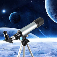 Wholesale tripod toy resale online - monocular f36050 Astronomical Telescope x50 Refractor Telescope With Portable Tripod Exploration Gifts Toys for Kids Adults