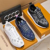 calzado casual de verano para hombre al por mayor-Zapatos para hombre de verano Transpirable Calzados masculinos Calzado ligero Gimnasio Entrenadores deportivos con caja original