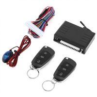 Wholesale hyundai keyless entry remote for sale - Group buy DC12V Auto Car Alarm System Vehicle Keyless Entry System with Remote Control Door Lock Automatically for Hyundai