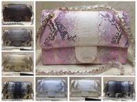 high-end damen handtaschen groihandel-Beiläufige Schulter-Beutel-Spitzennagelneue Mehrfarbenhandtasche Luxuxdiagonalbeutel-Damen-Handtaschen-Art- und Weisebeliebte Kettenmappen-Telefon-Beutel L