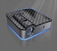 Wholesale car door panel led lights resale online - Car LED Door Lights for Chevrolet Ghost Shadow Projector Logo Light