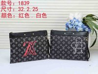 Wholesale New ALOUIS VUITTON ZIPPY WALLET WOMEN LEATHER LOUIS AA BAG MICHAEL AJ GG AA KATE SHOULDER BAGS PURSE CLUTCH MEN Single zipper HANDBAGS