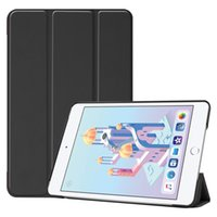 couverture de protection mini ipad achat en gros de-Étui Deekite pour iPad Mini 5 2019, housse de protection en cuir PU pour iPad Mini 2019 / iPad mini 4 2015