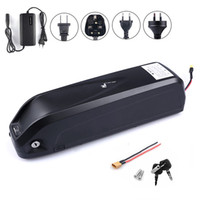 Wholesale battery ebike for sale - Group buy 36V Ah V Ah Ah Hailong Rechargeable Li ion Battery Samsung Cells with Charger for Ebike Mid Motor W W W W