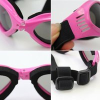 Wholesale dog sunglasses goggles resale online - Stylish and Fun Pet Dog Puppy Uv Goggles Sunglasses Waterproof Protection Sun Glasses for Dog