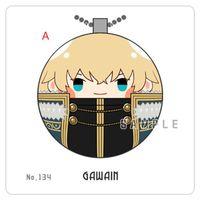 Wholesale wallets order resale online - FGO Fate Grand Order Gawain Strap Plush Doll wallet phone mobile key belt new gift hot limited