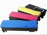 ingrosso toner cartridges-nuova cartuccia Toner a colori per fotocopiatrice TK560 / 561/562/563/564 compatibile per kyocera FS-C5300N / C5350DN toner per stampante laser kcmy