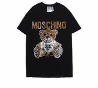 camisas de verano de mujer al por mayor-Camisa femenina Tops de verano para hombre 2019 Camiseta Mujer camiseta de manga corta camisetas camisetas Estampado Blusa Mujer Ropa Camisetas