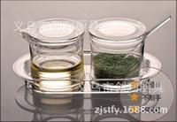 Wholesale bamboo salt box online - Spot Supplies Color Boxed Respond To Second Gram Force pc Transparent Color Suit To Flavor Pot Restaurant Kitchen Articles